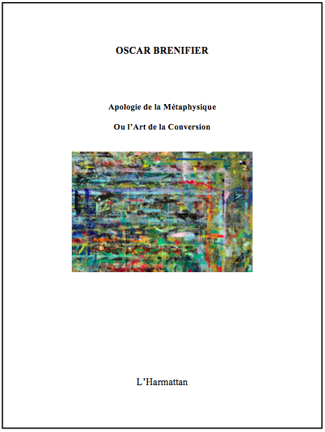 Couverture apologie